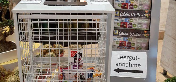 Futterspenden-Box